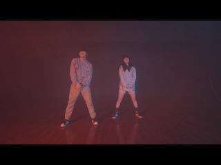 Young-J & Haeni Kim Choreography | GLOWED UP (feat. Anderson .Paak) - KAYTRANADA