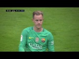Marc Andre Ter Stegen Vs Sporting Gijon (Away) 2016-17 HD 720p
