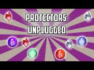 Protectors Unplugged: The Super Duper Protector FAQ