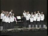 Vienna Boys Choir in Tokyo Japan in 1983 Part 5