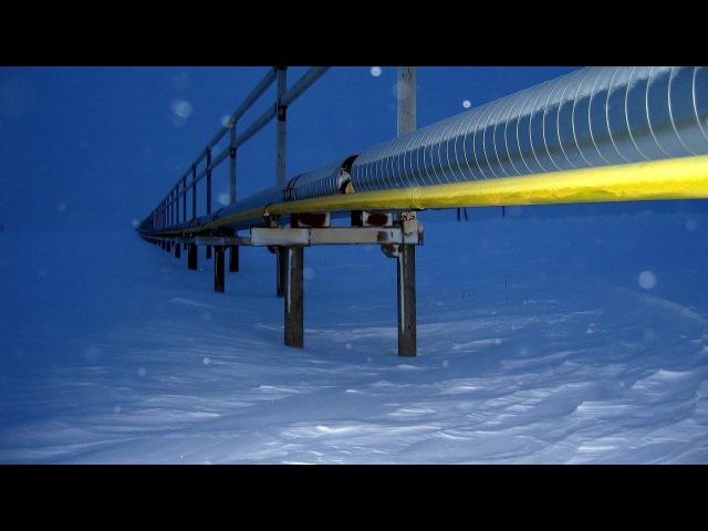 Суперсооружения Подводный Газопровод. National Geographic. Наука и образование