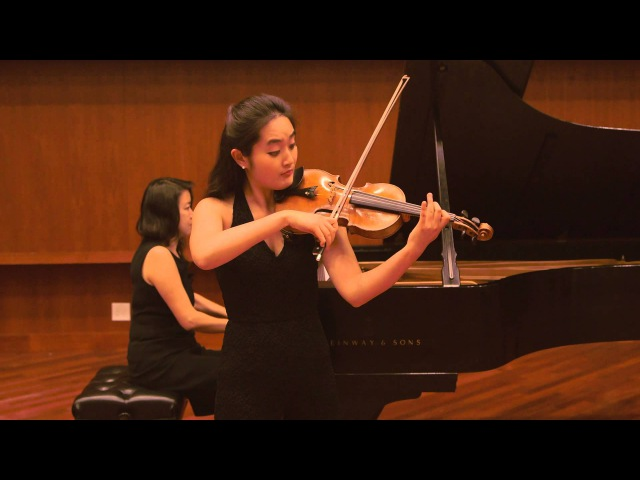 F. Chopin Nocturne in c sharp minor for violin and piano (Arr by Nathan Milstein)