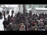 Схід села Горошова 07.02.2017 проти проекту будівництва ГЕС #4