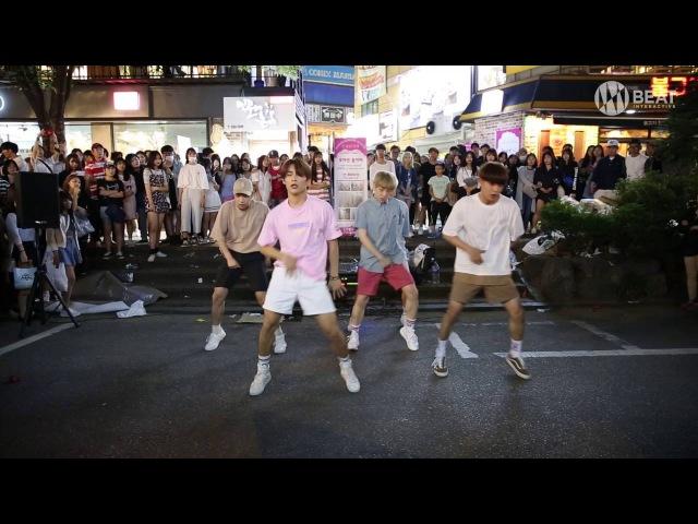 방탄소년단(BTS) - I need you 쩔어(dope) Dance cover Busking in Hongdae