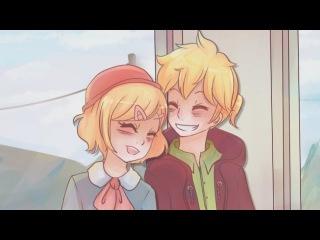 [Kagamine Rin Len V4 English] Fallen for You [Original]