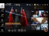 Император против Люка STAR WARS FORCE ARENA --Звездные войны Арена Силы