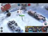 Обзор на Принцесу Лею и Карта Поддержки STAR WARS FORCE ARENA --Звездные войны Арена Силы