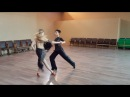 Дима и Кристина Проект танцы дети