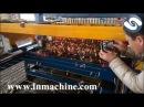 Galvanized welded mesh machine welded mesh security fencing machine