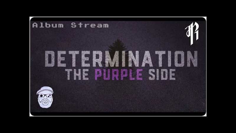 Determination: The Purple Side - UNDERTALE album || OFFICIAL STREAM (RichaadEB Ace Waters)