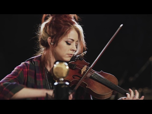 Boulevard of Broken Dreams Lindsey Stirling Green Day Cover