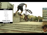 Raw VX Footy In The Streets of Taiwan! - Ep. 12 Kink BMX Saturday Selects  insidebmx