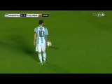 Потрясающий гол Лео Месси // Messi  Goal  //  Argentina vs Colombia
