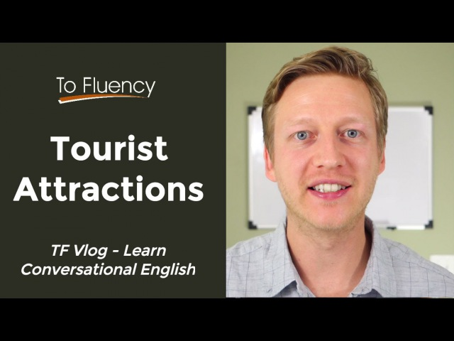 English Listening Practice 2 Tourist Attractions (Travel English Phrases)