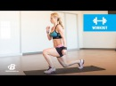 Zuzka Light's Full-Body Workout | 15 Minutes To Fit