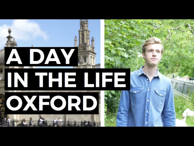 A Day in the Life Oxford Student