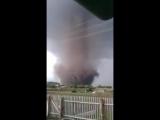 Торнадо - смерч Омск 9.06.2017 (Одесское) https://vk.com/omsk_live