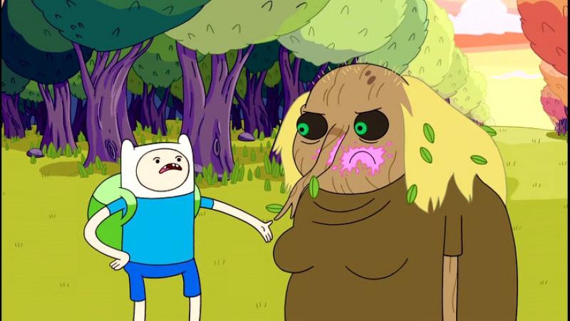 Adventure Time 2х10 Страшила
