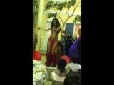 Эротический танец на цыганской свадьбе