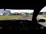 Assetto Corsa. Top Gear Test Track. Toyota Cresta. First person