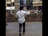 Пешеходы в Индии