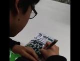 Ana (автограф сессия)