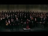 Ариэль Рамирес (19212010), Аргентина. Креольская месса. UCLA хор, дирижер Ребекка Лорд. 2012 г.