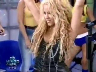 Shakira Ao Vivo no Domingo Legal 2002 (BRASIL)