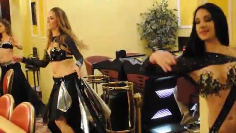 Anora Show belly dance in casino Piešťany7913