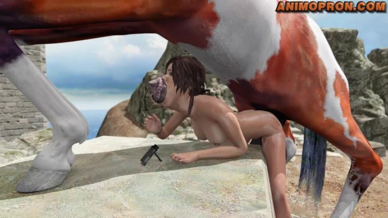 Lara with horse 1 episode 4-7479