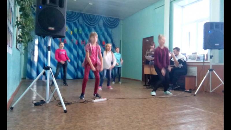 5 класс Танец Алло мы ищем таланты