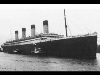 RMS Olympic׃ Last Voyage