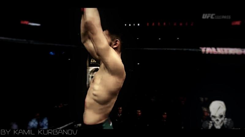 Yair Rodriguez vs BJ Penn by Kamil Kurbanov