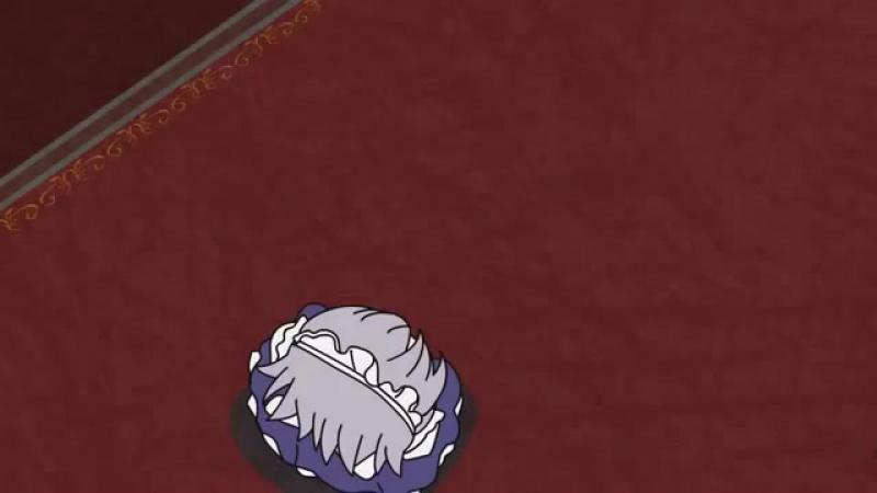 Ouhou Anime PVD2 2 - Flandre Awakens【東方C80】
