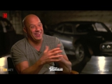 The Fate of the Furious full cast interview!