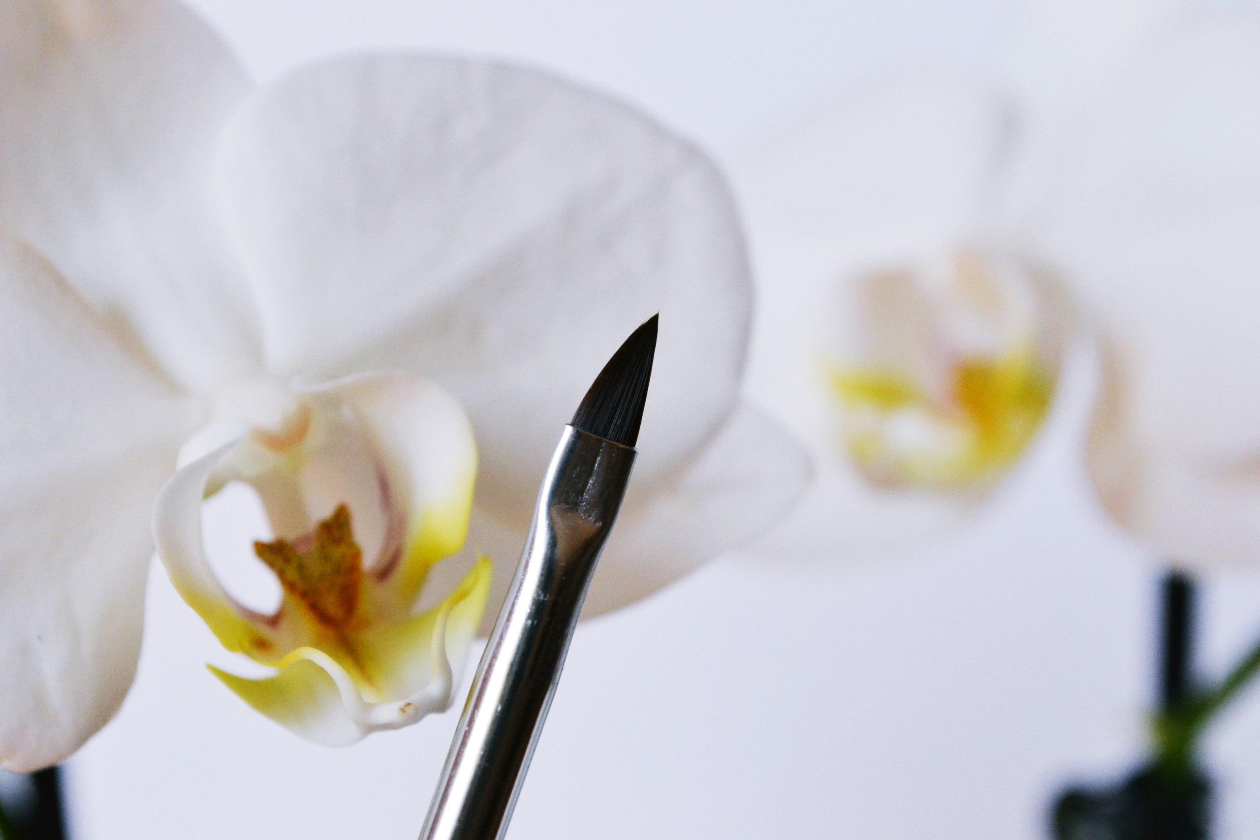 Быстропост о бюджетном наборе кистей для Nail Art