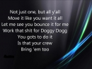 That's That-Snoop Dogg Ft. R Kelly Lyrics