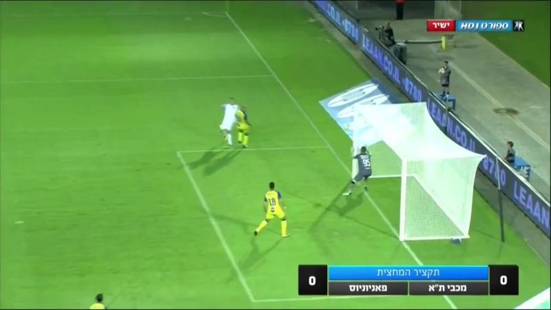 170 EL-2017/2018 Maccabi Tel Aviv - Panionios GSS 1:0 (27.07.2017) FULL