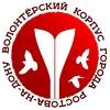 Волонтерский Корпус г. Ростова-на-Дону