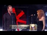 Mylene farmer Sting - Stolen car - NRJ Music Awards 2015 - YouTube