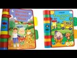 Видео обзоры игрушек - Книга Nursery Rhymes Book