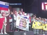 В Красноярск вернулись чемпионы мира по хип-хопу