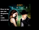 Anahi ft Julion Alvarez -Eres -Letra