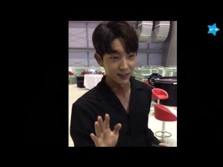 170907 Fan Support by Lee JoonGi JGTW (Taiwan) & Hong Kong Fan Club