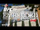 UFC 213 Embedded - Episode 2 [RUS]