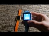 Новинка начала 2017 года!Детские умные часы телефон Q100 и сравнение с Q90