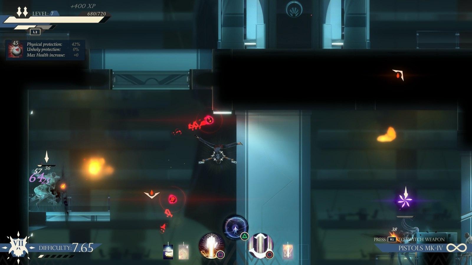 Seraph (2016) PC - Скриншот 3