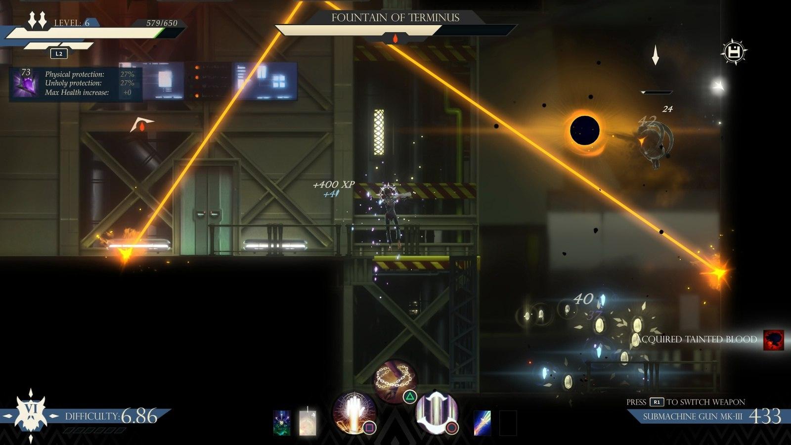 Seraph (2016) PC - Скриншот 2