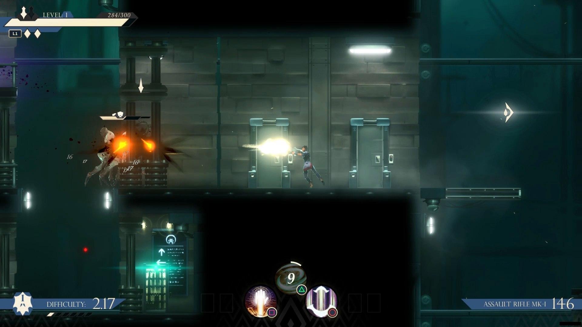 Seraph (2016) PC - Скриншот 1