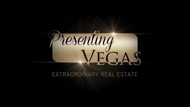 Modern Villa - 16 Soaring Bird Court, a Home in The Ridges in Las Vegas